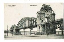 CPA-Carte Postale-Germany-Dusseldorf- Rheinbrücke VM20546