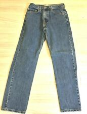 Levi's 505 Men's Jeans Red Tab Straight Leg Jeans Size 32 X 32 (30x32actual)1014