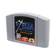 Legend of Zelda 2: Ocarina of Time Master Quest Game Card For N64 Game
