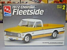 AMT/ERTL 1972 CHEVROLET FLEETSIDE #6691 MPC 1/25 MINT FACTORY SEALED MODEL KIT
