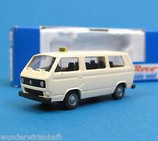 Roco H0 1423 VW T3 Bus TAXI Bulli Großraum-Taxi HO 1:87 OVP Volkswagen
