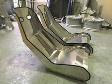De Aluminio Asiento De Cubo (Lotus Europa) Par-Kit de coche, Pista, drift