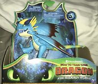 How to train your dragon 3: The Hidden World Basic Figure Stormfly Blue Gift