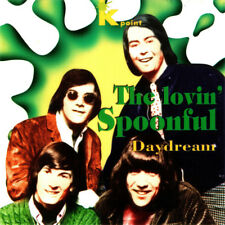 Genuine The Lovin' Spoonful - Daydream K Point Gold CD from the Czech Republic