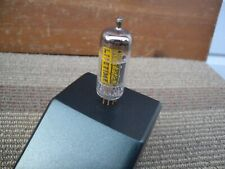1 glass tube 12Bh7/A gold pin. great condition. made in u.s.a.