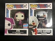 Funko Pop! Animation: ETO #437 Tokyo Ghoul Fall Convention Exclusive& Ken Kaneki
