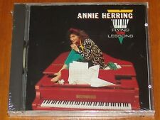 ANNIE HERRING - FLYING LESSONS - CLASSIC CCM - RARE 1989 STILL SEALED CD ! ! !