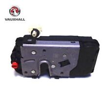 Vauxhall Opel Astra H rear door lock O/S/R (Driver side rear) FITTING AVAILABLE
