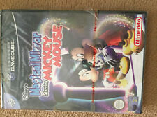 Disney MAGICAL MIRROR Starring MICKEY MOUSE NINTENDO GAMECUBE GAME CUBE NGC GC