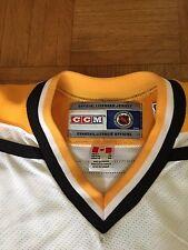 Original NHL licensed Jersey CCM Trikot Mario Lemieux Comeback Saison 2000 XL