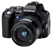 Olympus analoge Spiegelreflexkamera Bundle mit Objektiv
