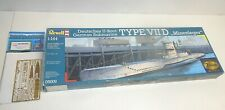 REVELL BAUSATZ 05009 U-Boot Typ VII D