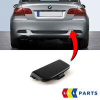 NEW GENUINE BMW E92 E93 REAR AERODYNAMICS BUMPER TOWING HOOK EYE COVER CAP
