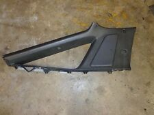 Toyota Supra MK3 1991-92 Drivers Rear Upper 1/4 Door Panel Shadow Grey OEM