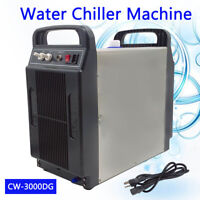 Thermolysis Industrial Water Chiller CW-3000 for CNC/ Laser Engraver Cutter 110V