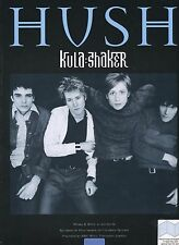 Hush - Kula Shaker - 1996 Sheet Music