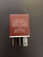 Toyota Lexus Brown Relay Denso 90987-04004 156700-0860 Celica mr2 gen7
