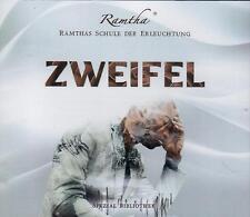 RAMTHA CD - ZWEIFEL - Spezial Bibliothek - 3 x CD SET - NEU