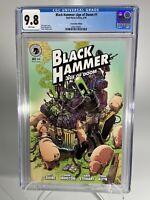 Black Hammer: Age of Doom #1 CGC 9.8 CONVENTION EDITION