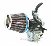 17mm Carburetor W/ Air Filter For Honda CT70 ST70 CT90 ST90 Mini Bike Carb