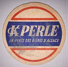ANCIEN SOUS BOCK - PERLE - LA PERLE DES BIERES D'ALSACE - CH. KLEINKNECHT