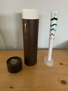 2016 Rio Olympic Mini Torch with Box/Tube