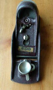 Vintage- Stanley #9 1/2 Adjustable Mouth Block Plane