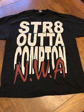 N.W.A. Str8 Outta Compton Graphic T-shirt Size XL