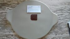 Pampered Chef Mint Condition Large Round Stone FREE SHIPPING! #1371 USA!