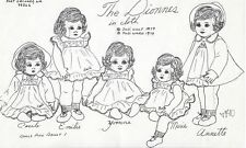 """16-18""""Baby/Toddler Cloth/Soft Sculpture Art Doll&Dress&Face Variations Pattern"""