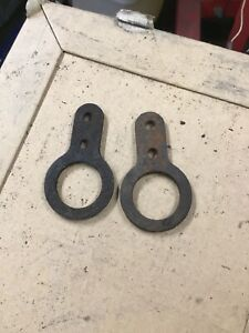Land Rover Series Early Defender Brake Shoe Retaining Plates