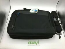 Dell Professional Briefcase Notebook Laptop Padded Case Bag [ SEE DESCRIPTION ]