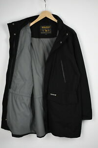 WOOLRICH Men's X LARGE Water Resistant Polyester Shell Parka Jacket 30106-GS