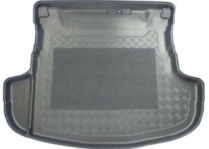 Kofferraum Wanne Schale Matte für Mitsubishi Outlander III 2012- Boden tief
