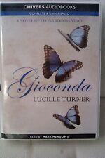Gioconda: Lucille Turner: Unabridged Cassette Narr Mark Meadows