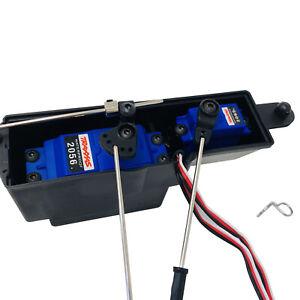Traxxas Revo 3.3 Electronics Box Left - 2065 & 2056 Servo - Shift Linkage & Set