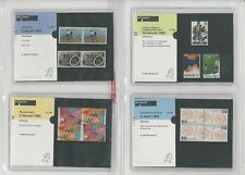 Netherlands Davo PTT Album, Mint NH Stamps & Sets, 17 Hingless Pages, 1993-95