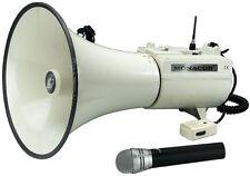 MONACOR TXM-48 RADIO MEGAFONO CON MICROFONO TRASMETTITORE 45W MAX 124DB