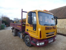 IVECO EURO CARGO 7.5 TON TIPPER YEAR 2012 AUTO 12 MONTHS MOT DONE 136000K
