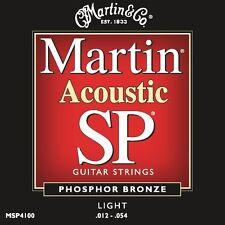Martin Acoustic SP Guitar String Light 12-54 (MSP4100)