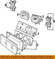 Jeep CHRYSLER OEM 97-98 Grand Cherokee-Speedometer Head 4798828