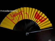 VEUVE CLICQUOT SENSU JAPANESE YELLOWEEN FAN NEW RARE