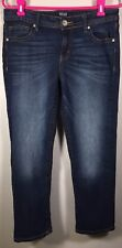 "ana Jeans Dark Wash Stretch 29/8 A NEW APPROACH 24"" inseam cropped"