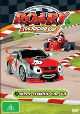 Roary The Racing Car - Meet Conrod The V8 (DVD, 2010)