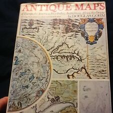 Antique Maps for the Collector by Richard Van de Gohm (1972, Book, Illustrated)