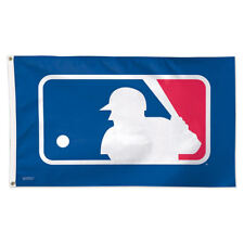 MLB Logo Flag and Banner