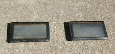 Jaguar XJ40 front bumper side reflectors (Pair)