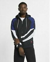 Nike Kyrie Jacket Full Zip WindBreaker Basketball SZ XL Men's NWT AJ3457-011
