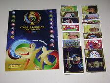 COPA AMERICA CENTENARIO USA 2016 PANINI - Album empty + set of stickers complete