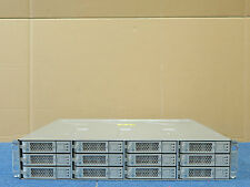 Sun StorageTek 2540 12 X 600GB 15K Estante de bandeja de arreglo de expansión de SAS 2 x controlador